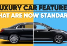 Luxury car feature-ft