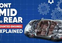 Front, Mid and Rear Engine Cars | Engine Layouts Explained