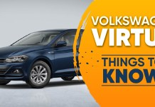 5 Things You Need To Know About The Volkswagen Virtus