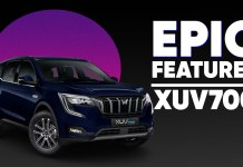 Most Epic Features Of The Mahindra XUV700