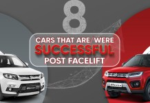 Cars That Were Successful Post Their Facelifts