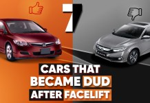 Cars That Became Dud After A Facelift