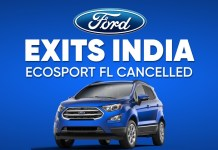 Ford Exits India