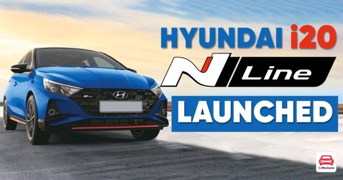 Hyundai i20 N-Line Launched