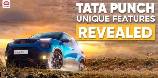 Tata PUNCH first in Segment features Revealed Ahead of Launch