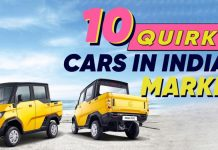 Quirky Cars In India