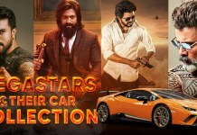 South Megastars And Their Exquisite Car Collection