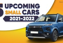 5 Upcoming Small Cars In India 2021-2022
