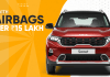 Safest Cars In India With At Least 6 Airbags