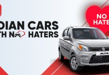 Cars with no haters