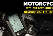 Motorcycles With The Best Looking Instrument Cluster