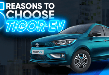Reasons Why The Tata Tigor EV Should Be Your First Electric Vehicle