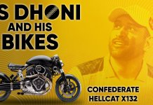 MS Dhoni And His Motorcycles