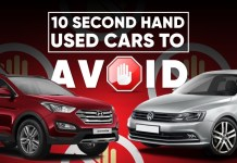 Second Hand Used Cars To Avoid!