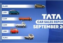 Best Selling Tata Cars In September 2021