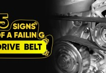 5 Signs That Your Car's Drive Belt Is Failing