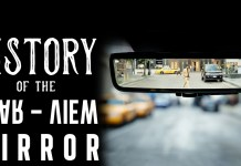 History Of The Rear-View Mirror In Modern Cars
