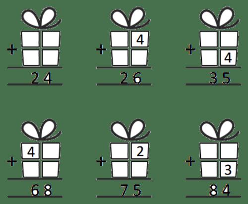 parcel-sums