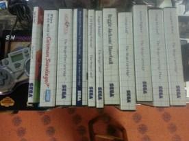 Sega Master System Games