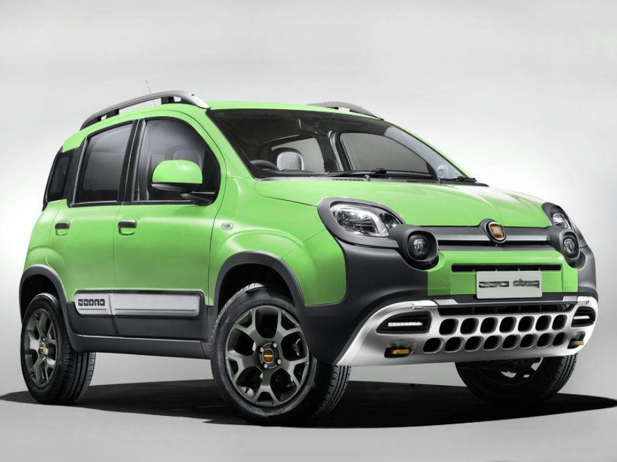 2015 Fiat Panda Cross Review