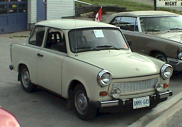 Trabant 601s Picture 12 Reviews News Specs Buy Car