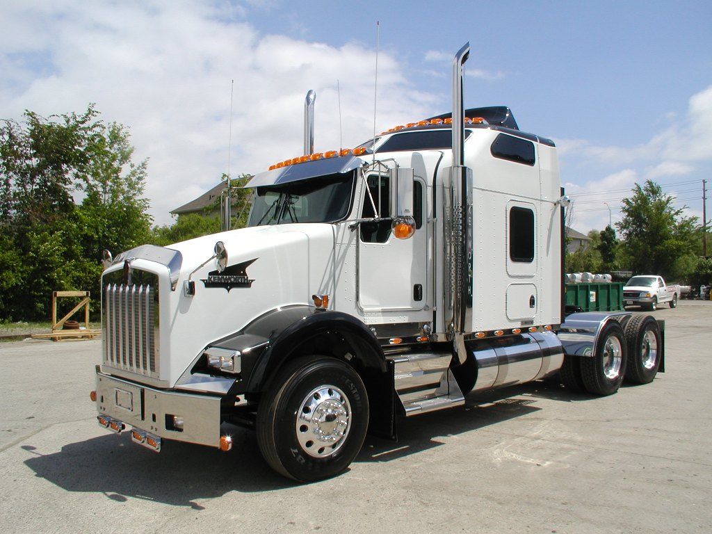 Kenworth T 800picture 6 Reviews News Specs Buy Car