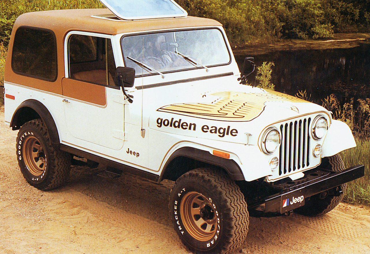 Parts Chief 1978 Cherokee Jeep