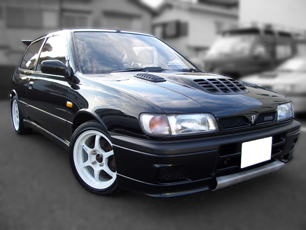 Nissan Sunny Gti R Picture 5 Reviews News Specs Buy Car