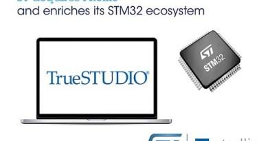 """Atollic ücretsiz """"pro"""" özellikleriyle Trustudio for STM32 IDE'yi yayınladı"""