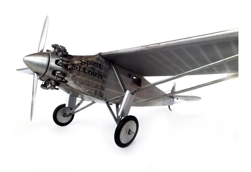 Spirit Of St Louis Airplane Model