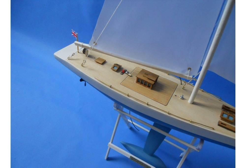 Remote Control Sailboats