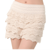 Sexy Crochet Lace Cake Short Skirts