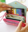 Multifunctional Envelope Wallet Purse Phone Case