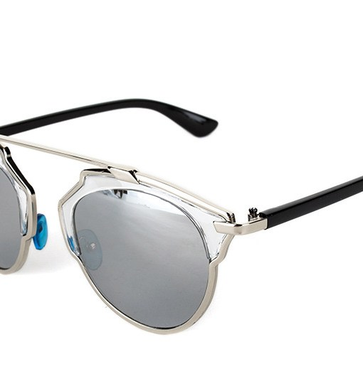 vintage metal frame sunglasses for women and men gonchas