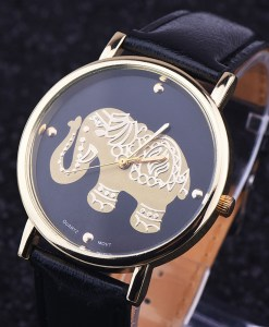 Baby elephant luxury wrist watches