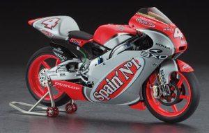 La moto de Alzamora HONDA NSR 250