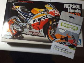 Honda RC213V Marquez - Tamiya