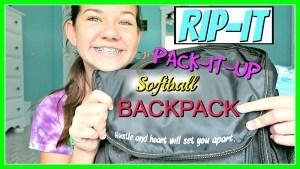 Baseball and Softball Bags