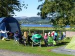 Campsites with incredible views