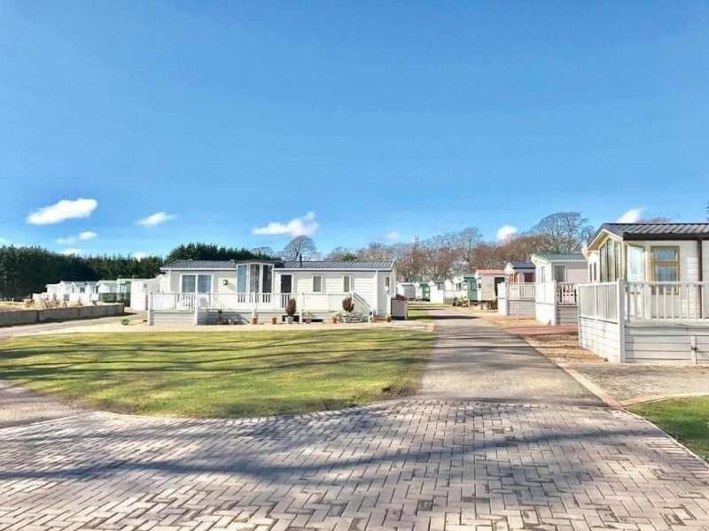 New Residential Holiday Park for sale in Scotland
