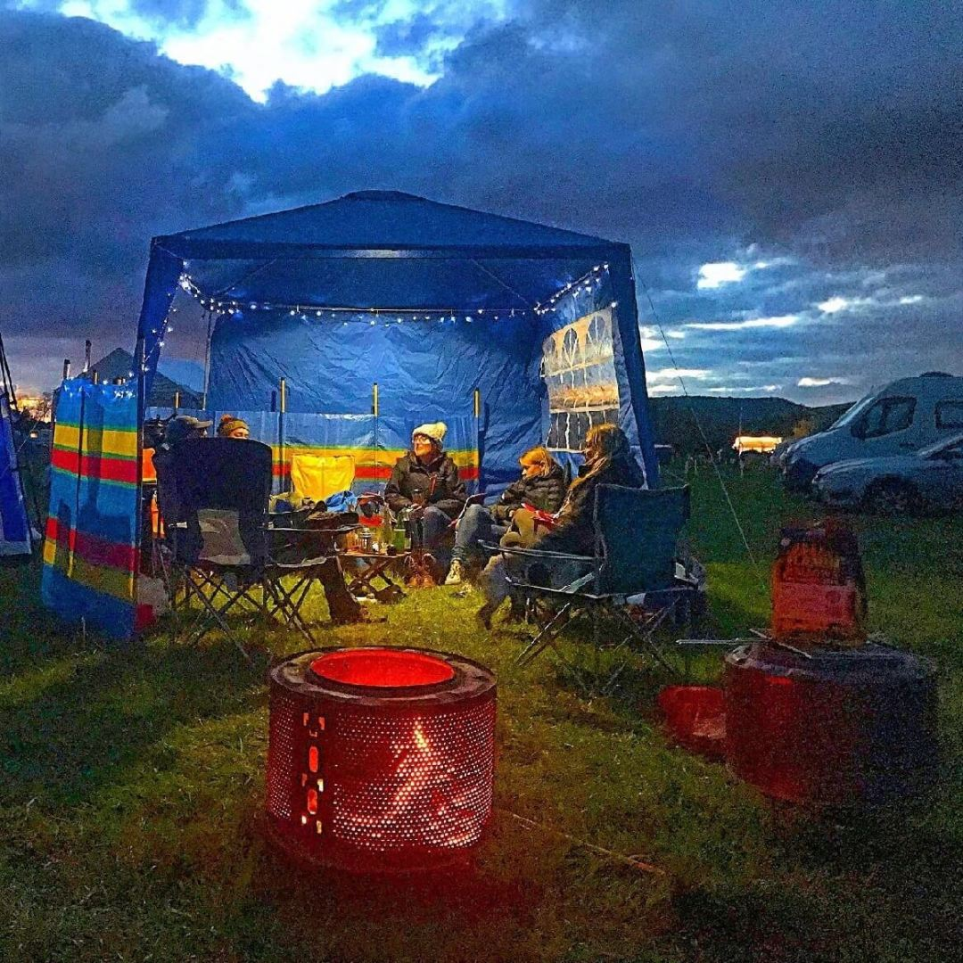 Camping from 12th April - Petruth Paddocks