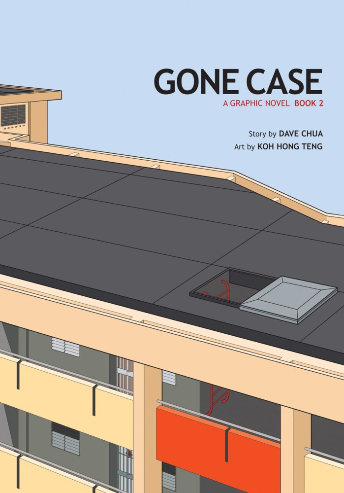 Gone Case Book 2 cover