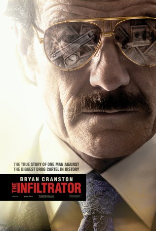 The Infiltrator Poster