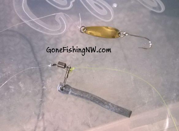 Dick Nite Drift Fishing Rig - Step 4