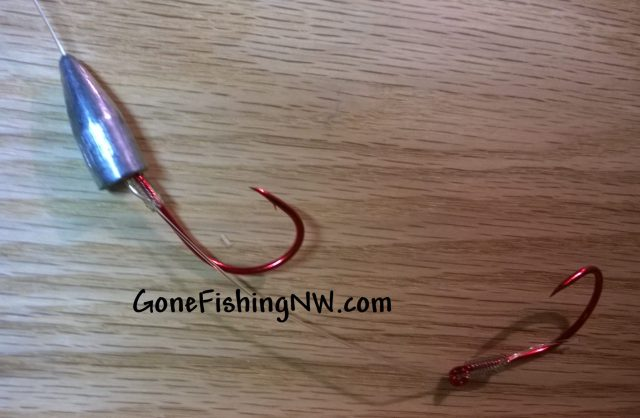 Rigging Coho Jig - Part 2