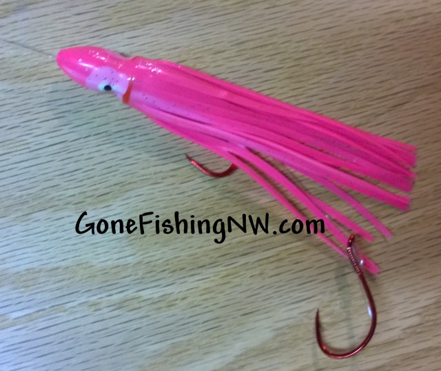 Rigging Coho Jig - Part 3