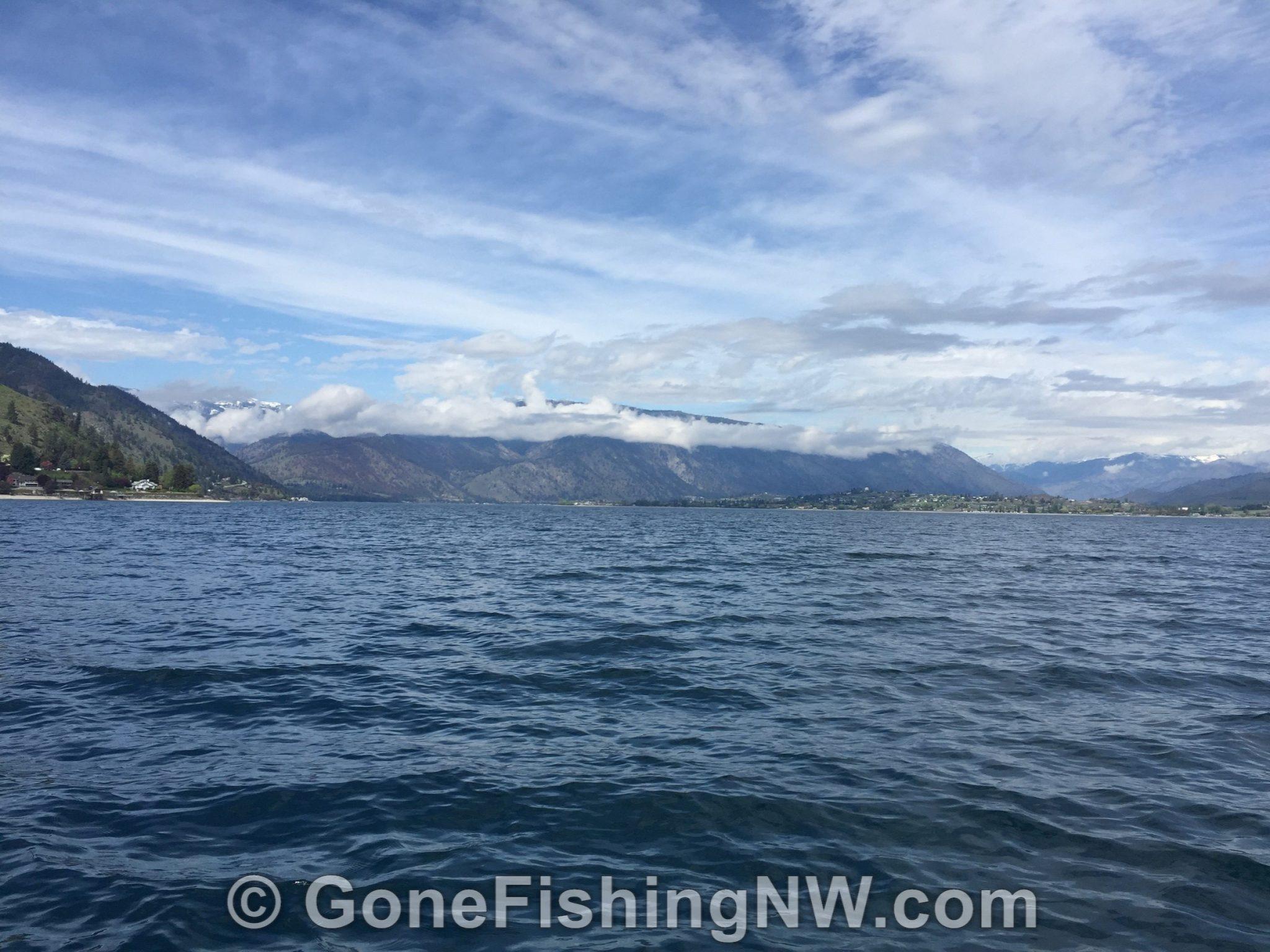 Lake chelan kokefest 2017 gone fishing nw for Lake chelan fishing