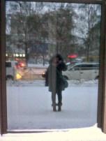 Reflection - #Krasny Prospekt #Me #Penguin