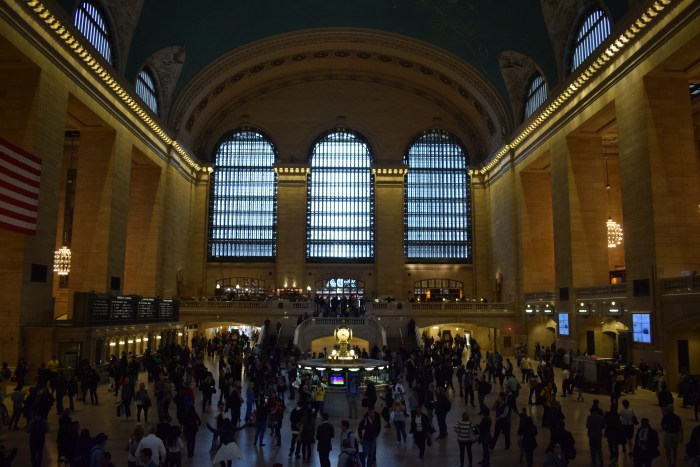 Grand Central Station Terminal in New York