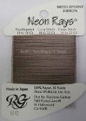 Neon Rays Elephant Gray N142